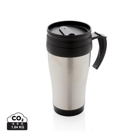 Mug publicitaire en acier inoxydable 350 ml