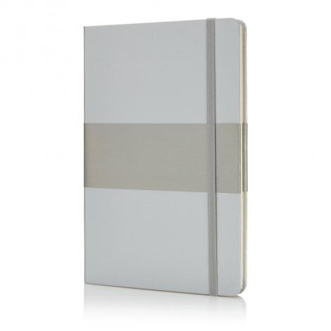 Carnet de notes A5 avec couverture rigide personnalisable