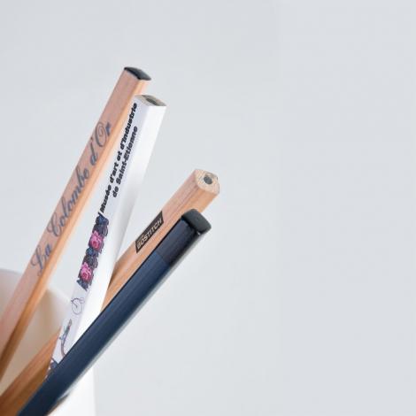 Crayon les carrés éco
