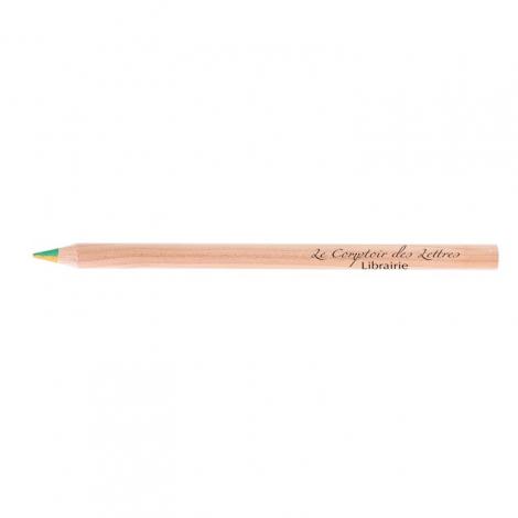 Crayon publicitaire - mine 4 couleurs 17.6 cm