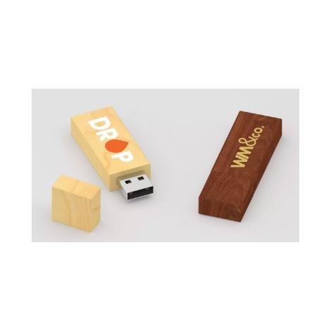 Clé USB publicitaire Tock