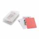 Cartes à jouer publicitaires avec boîte plastique