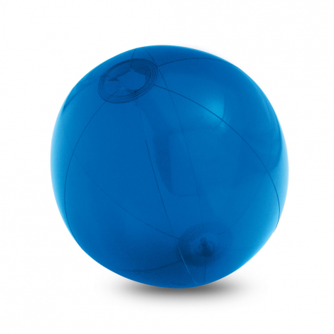 Ballon gonflable promotionnel translucide