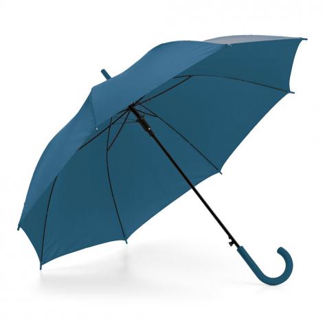 Parapluie publicitaire avec poignée finition caoutchoutée