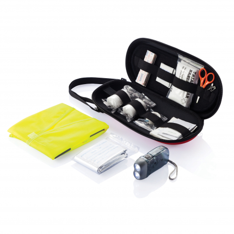 Set de premier secours automobile