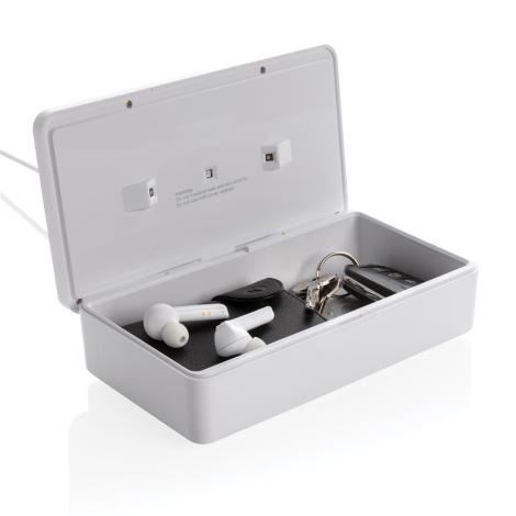 Boîte de stérilisation UV-C publicitaire