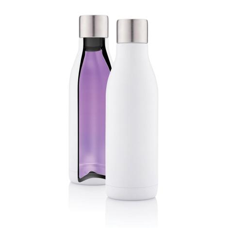 Bouteille isotherme publicitaire avec stérilisateur UV 500 ml