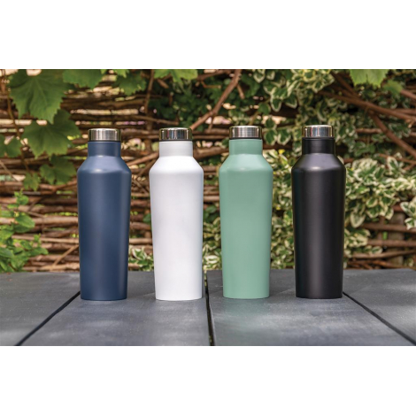 Bouteille isotherme personnalisée inox Design 500 ml