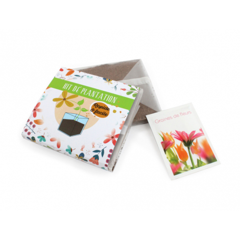Kit personnalisable Pocket coco