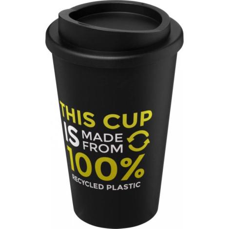 Gobelet isolant recyclé publicitaire 350 ml Americano®