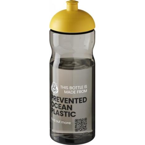 Bouteille sport publicitaire en plastique recyclé 650 ml H2OEco