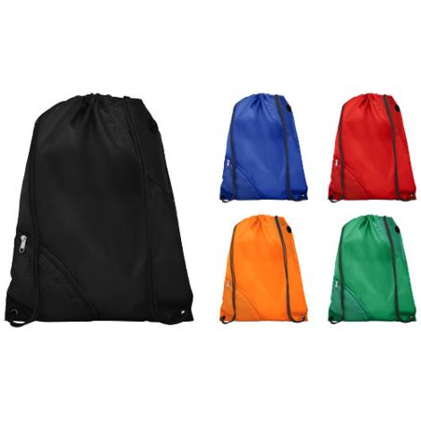 Gym bag publicitaire avec double poche Oriole