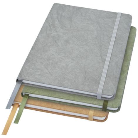 Carnet personnalisé A5 avec papier de pierre Breccia