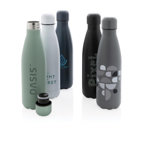 Bouteille isotherme promotionnelle design 500 ml
