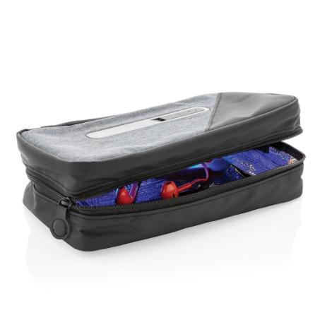 Pochette publicitaire de stérilisation UV-C portable
