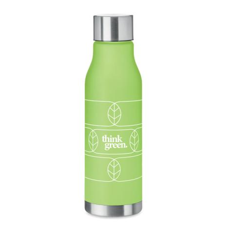 Bouteille personnalisée PET recyclé 600 ml GLACIER