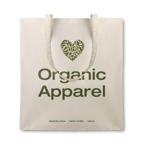 Sac shopping en coton bio personnalisé 105 gr COTTONEL