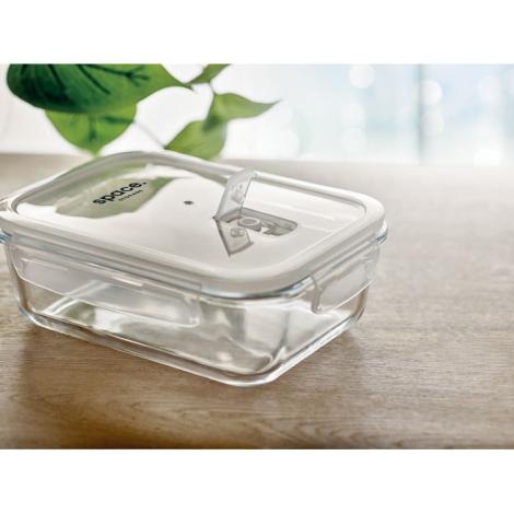 Lunchbox en verre personnalisable 900ml PRAGA