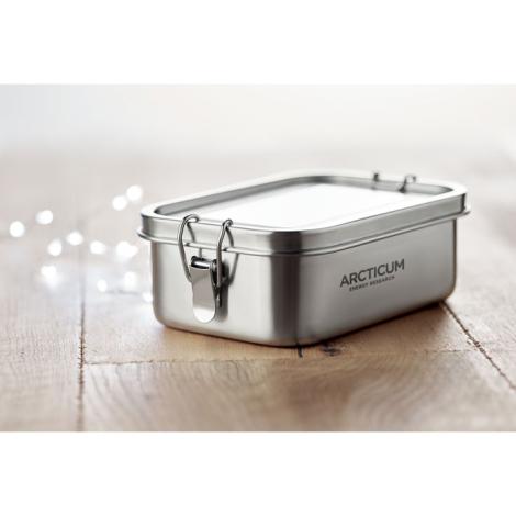 Boîte à lunch publicitaire en acier inox 750ml CHAN