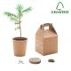 Box de plantation écolo publicitaire GROWTREE™