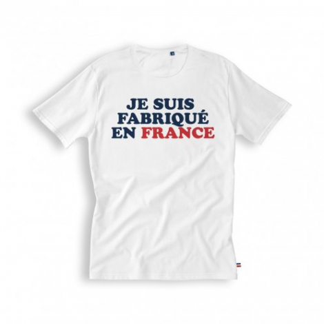 T-shirt publicitaire made in France - ACHILLE