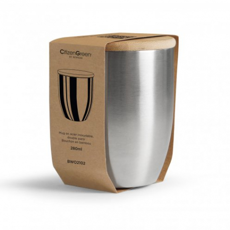 Mug isotherme publicitaire - ISOCUP