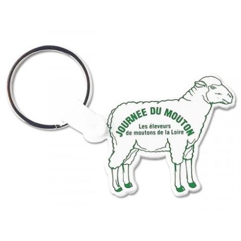Porte-clés personnalisable