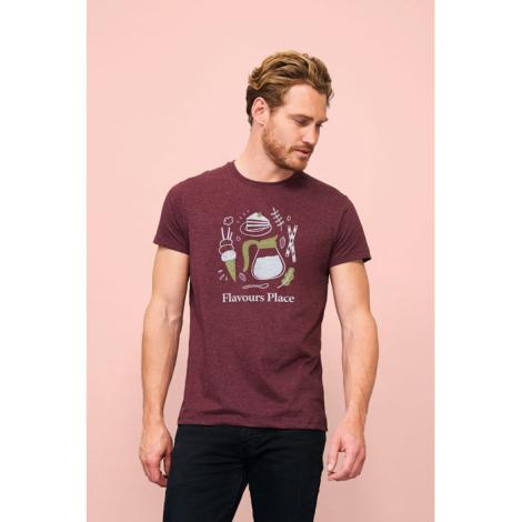 T-shirt homme jersey publicitaire 150 g REGENT FIT