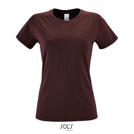 T-shirt promotionnel femme coton 150 g REGENT