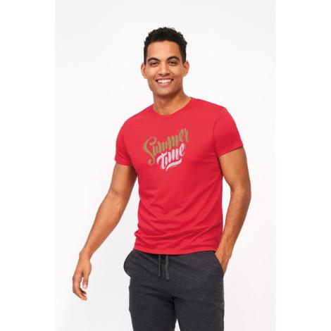Tshirt unisex publicitaire en polyester 130 g SPRINT