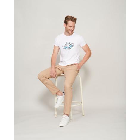 T-shirt unisex personnalisé coton bio 140 g EPIC
