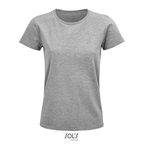Tshirt promotionnel coton bio femme 175 g PIONEER