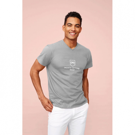 Tshirt homme promotionnel 150 g VICTORY