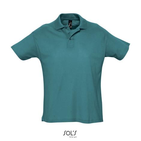 Polo homme publicitaire coton 170 g SUMMER