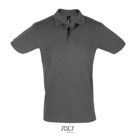 Polo personnalisable pour homme 180 g PERFECT