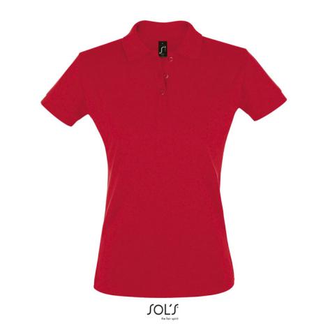Polo personnalisable pour femme 180 g PERFECT