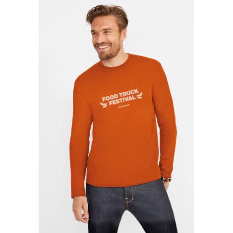 Tshirt manches longues publicitaire homme 150 g MONARCH