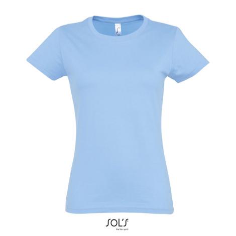 Tshirt femme publicitaire coton 190 g IMPERIAL
