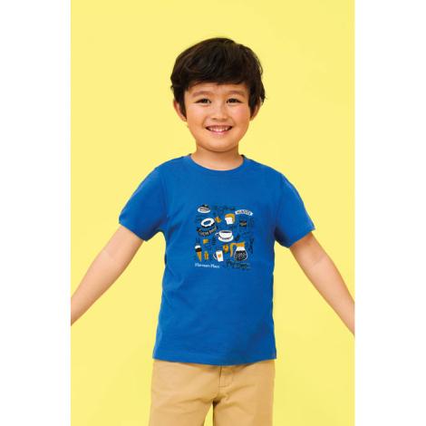T-shirt enfant promotionnel en coton 150 g REGENT
