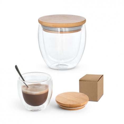 Tasse à café personnalisable 250 ml ECUADOR