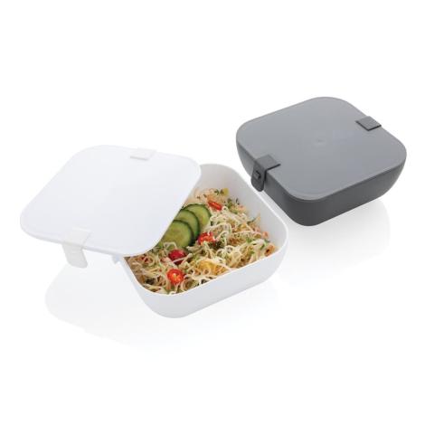 Lunch box carrée personnalisable 2,4 L