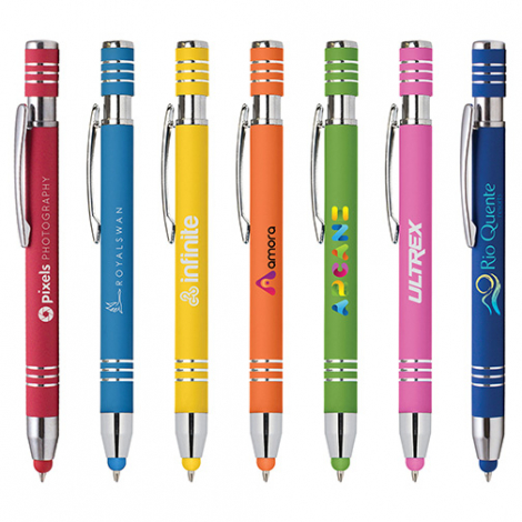 Stylet-stylo personnalisable - Morrison