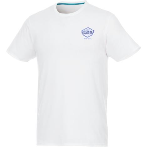 T-shirt recyclé personnalisé homme Jade