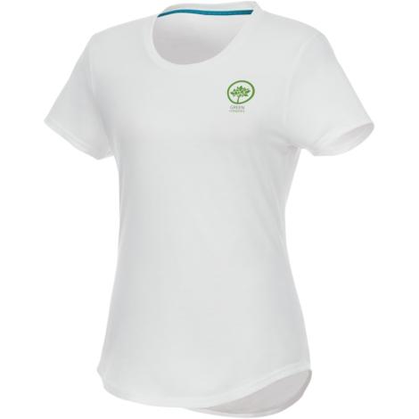 T-shirt recyclé personnalisé femme Jade