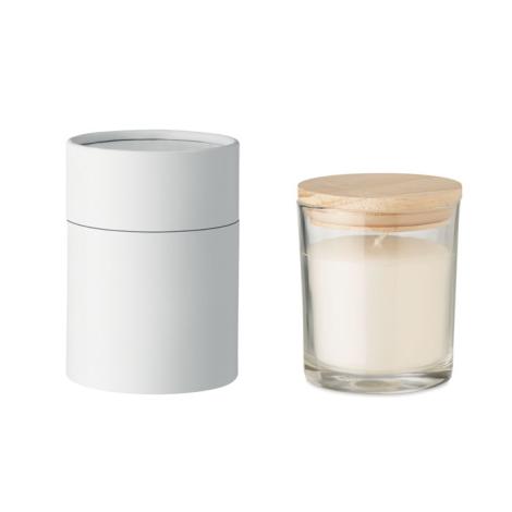 Bougie personnalisée parfum à la vanille ANCIENT