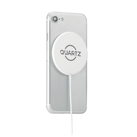 Chargeur sans fil magnétique publicitaire FLAKE MAG