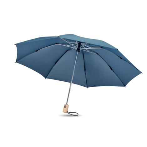 Parapluie réversible rPET publicitaire 23'' LEEDS