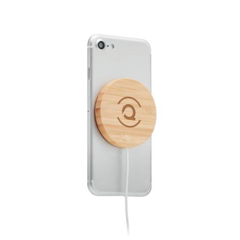 Chargeur sans fil magnétique personnalisé RUNDO MAG