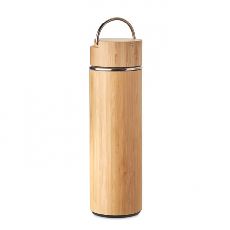 Bouteille bambou promotionnelle 480 ml TAMPERE