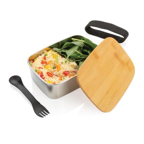 Lunch box publicitaire avec cuichette